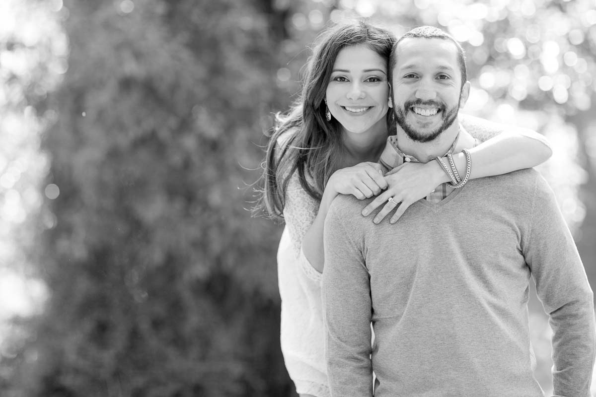 Jessica And Alex engagement photo in San Francisco