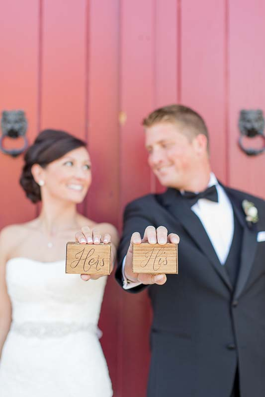 Ashley and Bryan Livermore winery wedding photos by Red Eye Collection