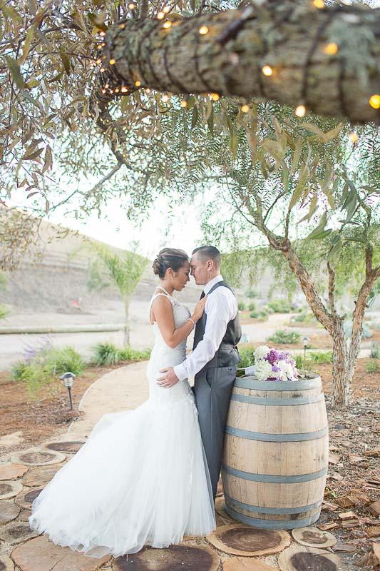 Kara & Travis - Nella Tella Cellars wedding photography