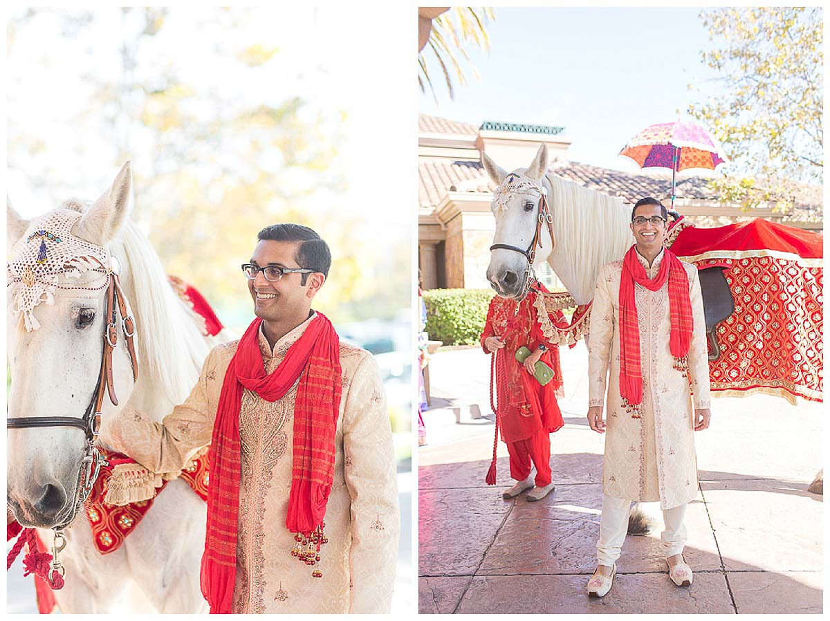 Paru & Neil Silver Creek Valley County Club wedding photography San Jose, CA