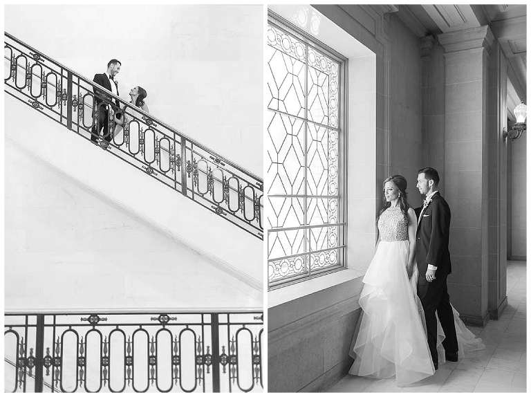 Alisha & Michael San Francisco City Hall wedding