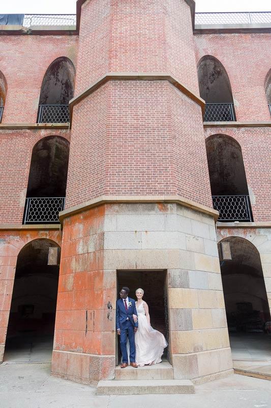 Jess and Pete San Francisco City Hall elopement wedding photo
