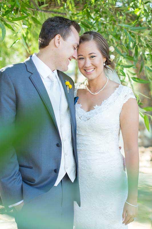 Kimi and Brian Nella Terra Cellars wedding photo 2