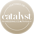 Featured on Catalyst weddings