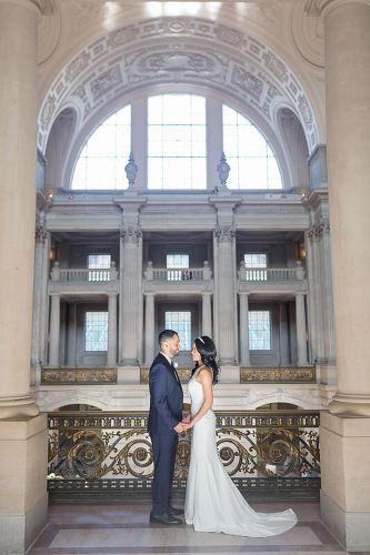 Felicia Martin Alyssa Nicole Same Sex San Francisco City Hall Wedding Photographer