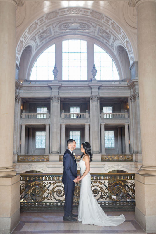 Felicia and Martin San Francisco City Hall wedding photography by Red Eye Collection photo 24
