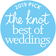 Red Eye Collection, The Knot Best of Weddings 2019