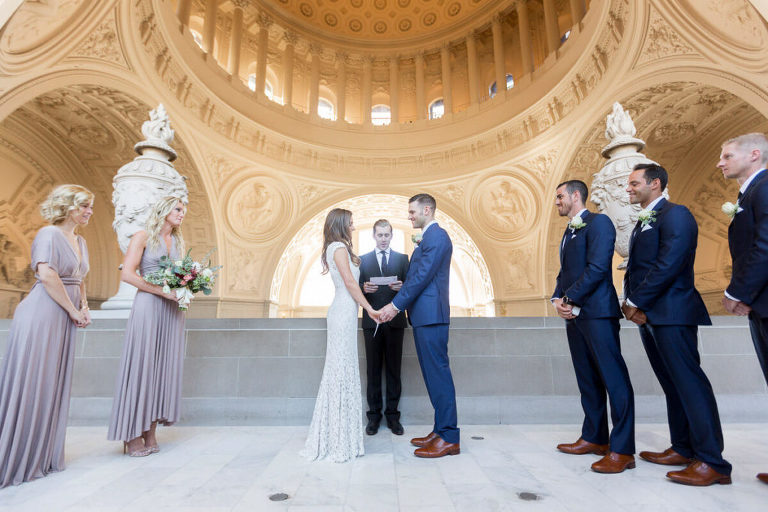 How To Get Married At San Francisco City Hall Private Ceremony