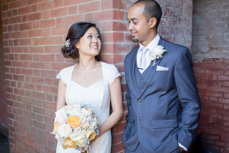 Fort Point Wedding Photos In San Francisco
