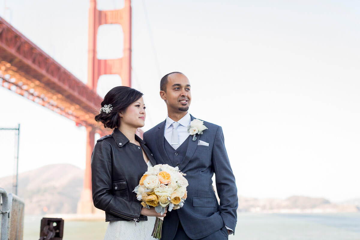 Olivia and Brian San Francisco City Hall wedding photos by Red Eye collection - photo 32