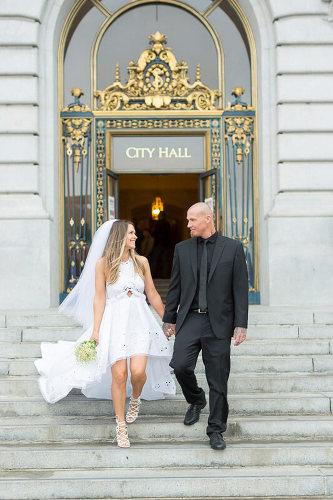 Jessica And Brayton San Francisco City Hall October 26 2016