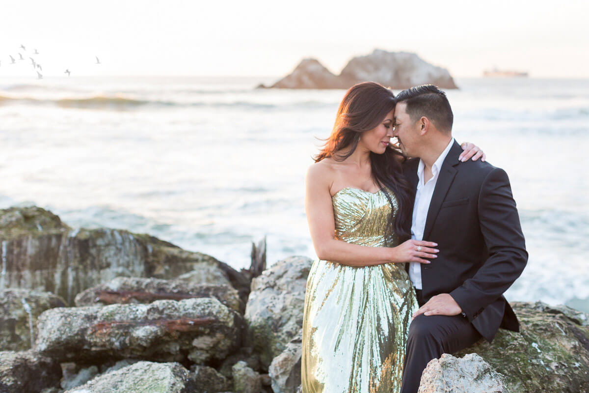 Sutro Baths engagement photographer Red Eye Collection - Becky and Loc session - photo 21