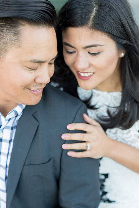 San Francisco engagement photographer Red Eye Collection - Johanna and Vince - photo 9