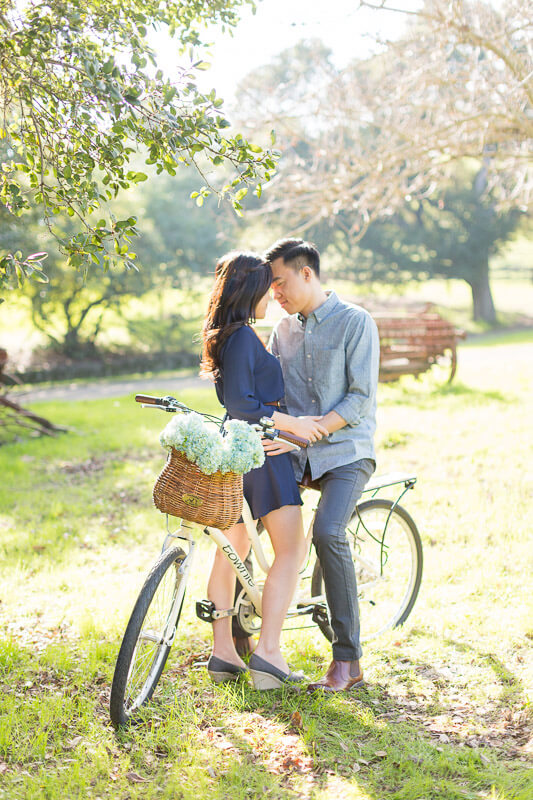 San Francisco Bay Area engagement photographer Red Eye Collection - Debbie and Chris - photo 3