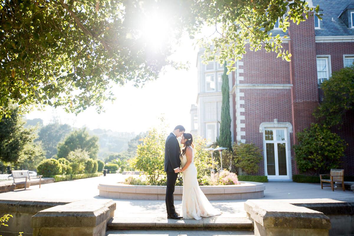 Kristine and Tyler Burlingame wedding photography - Kohl Mansion - photo 37