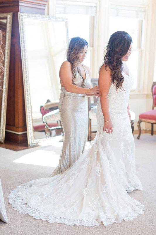 Kristine and Tyler Burlingame wedding photography - Kohl Mansion - photo 4