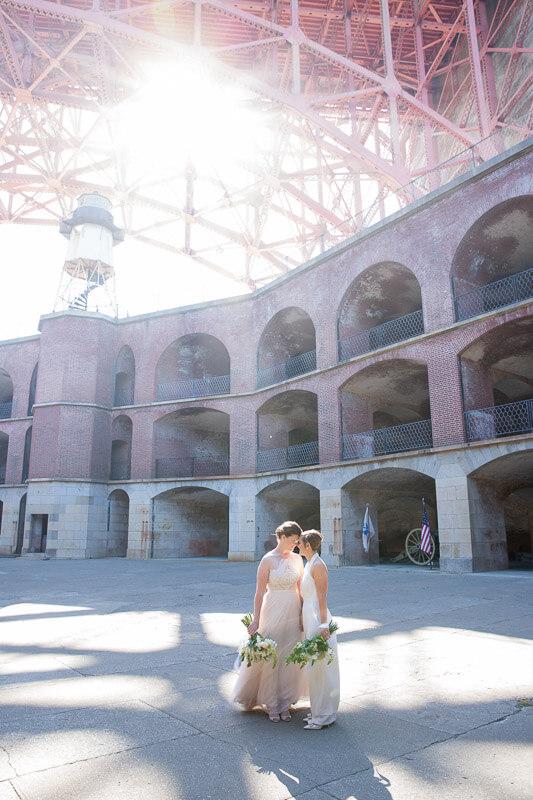 San Francisco City Hall wedding photos - Ashley and Malorie