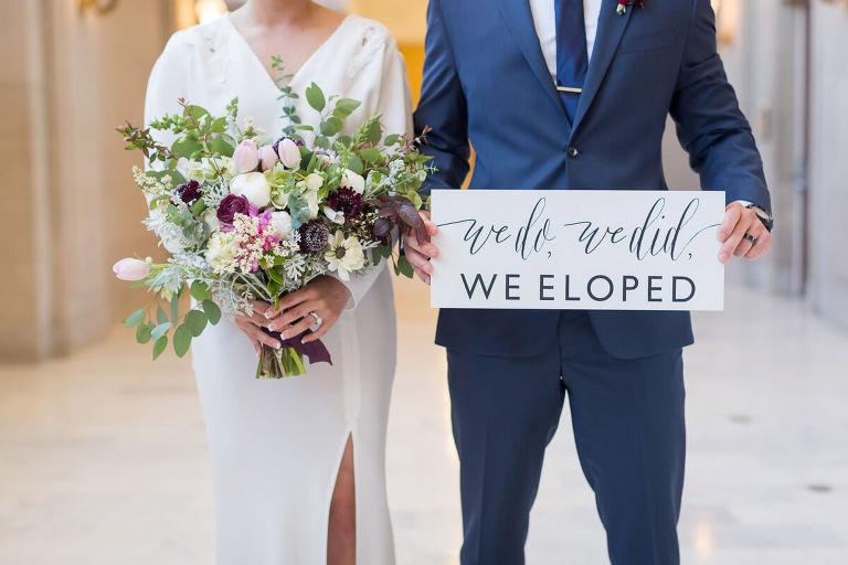 San Francisco City Hall wedding photography - Ali and Francis - photo 11
