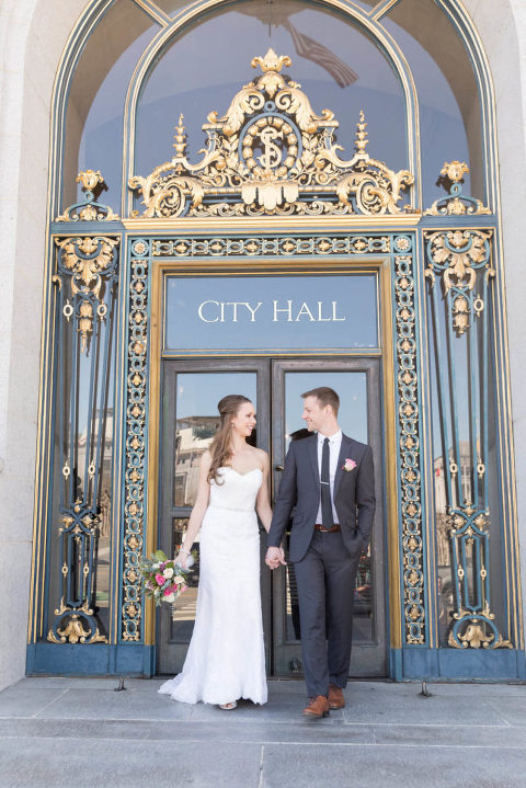 Top Five Restaurants For Your San Francisco City Hall Wedding Reception
