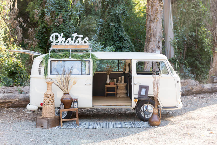 The VW Booth bus photo booth San Francisco Bay Area - photo 5