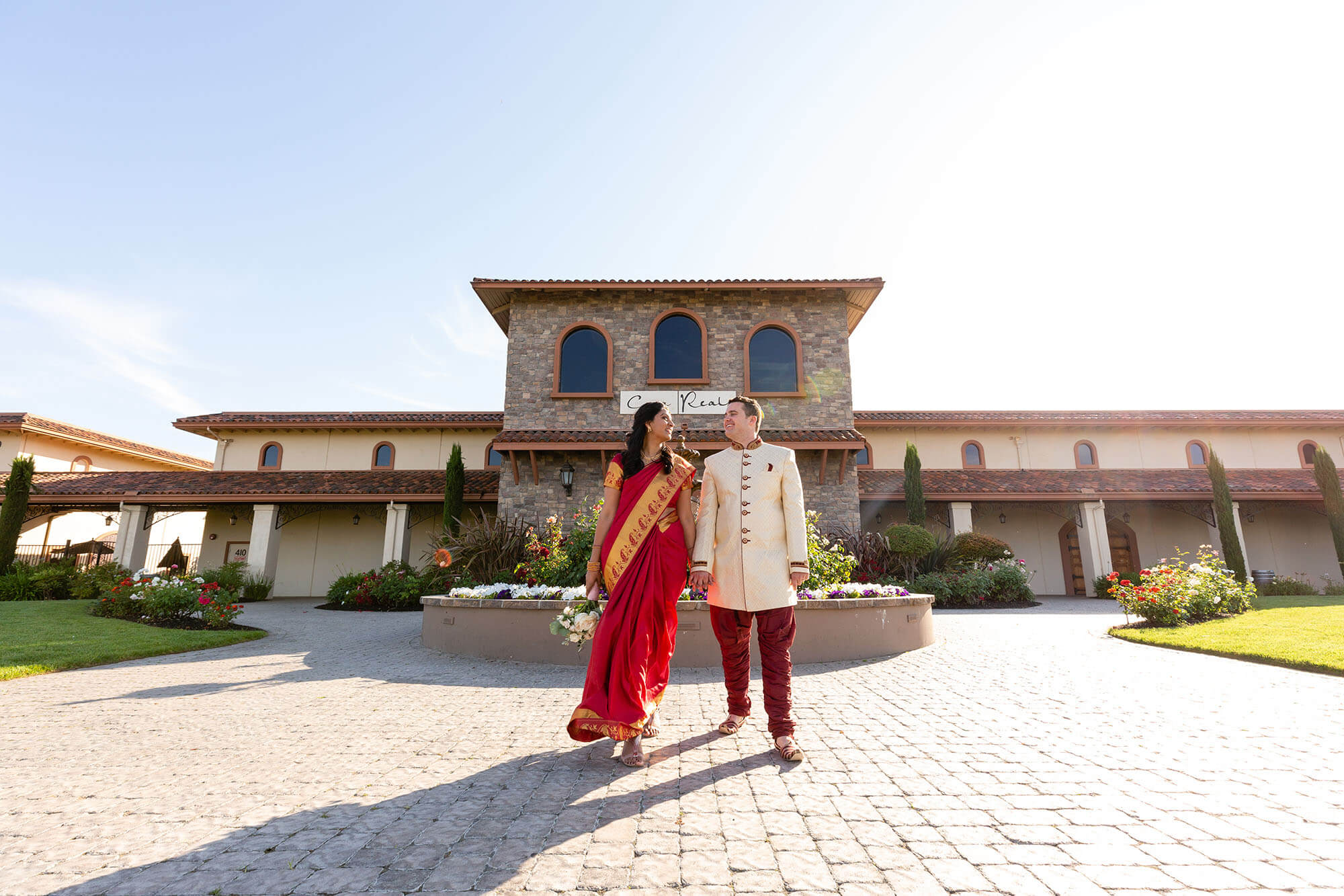 Indian Wedding at Casa Real in Livermore