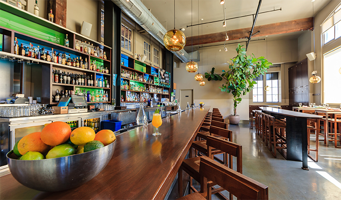 Lobby Bar at La Mar