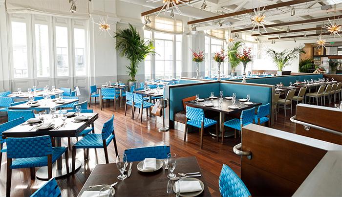 La Mar main dining room