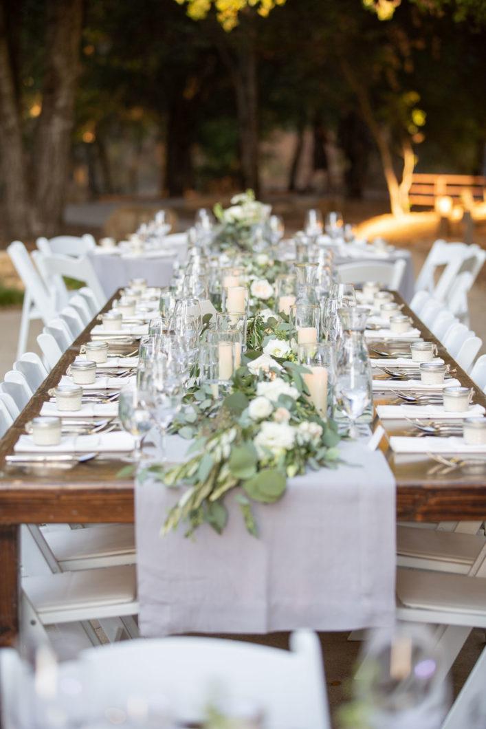 Annemarie & Chase - Halter Ranch wedding - detail