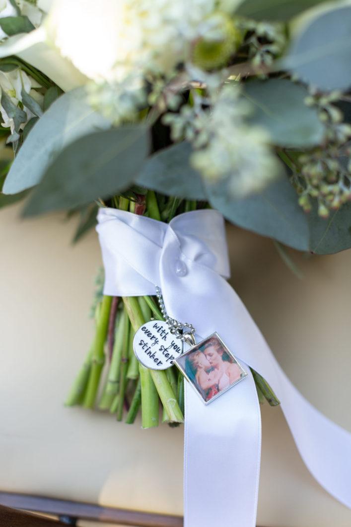 Kayla & Jake - Monterey wedding detail
