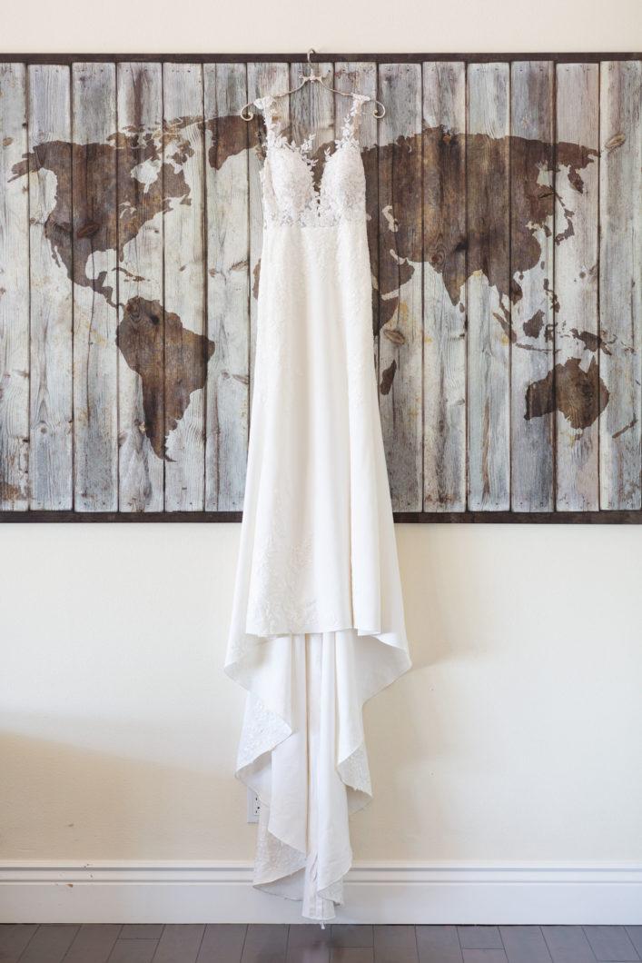 Lauren & Lars - Casa Bella wedding detail
