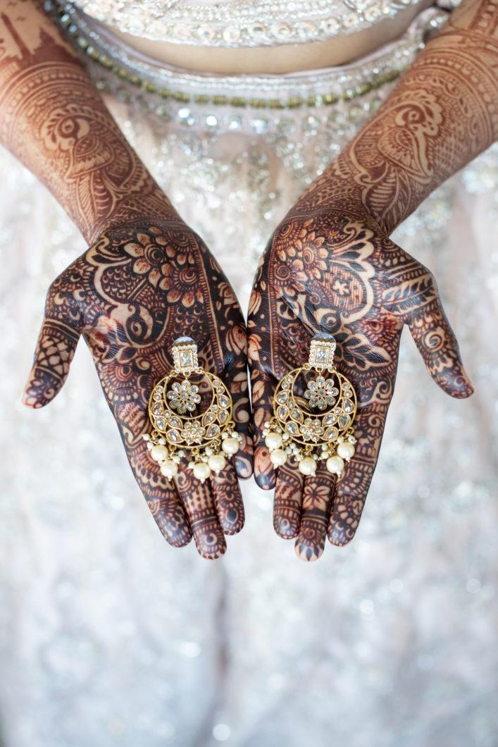 Sonia & Sandeep - Casa Bella wedding detail