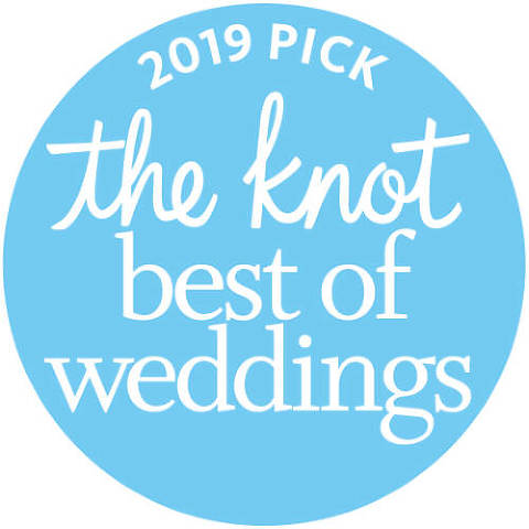 2019 Pick - The Knot Best of Weddings - Red Eye Collection