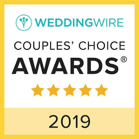 Wedding Wire Couples Choice Awards 2019 - Red Eye Collection